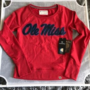 Ole Miss Rebels Sweatshirt NWT